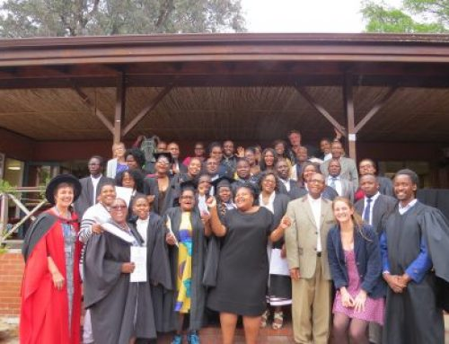 Eastern Cape training of trainers graduation