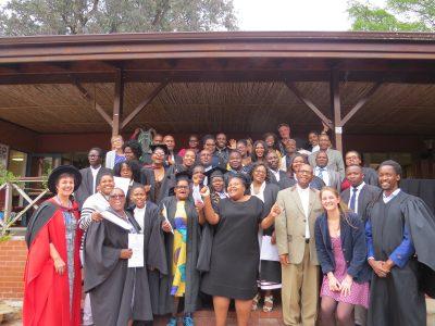 Eastern Cape training of trainers graduation