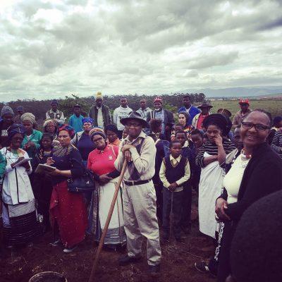 2018 World Food Day commemorations, Mxumbu village